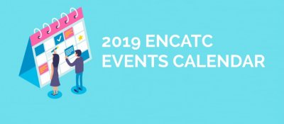 Encatcs 2019 Events Calendar Is Out