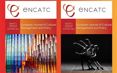 New issues of the European Journal of Cultural Management and Policy