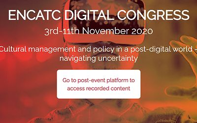 Unlock access to the 2020 Digital Congress recordings and resources!
